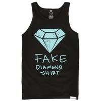 Diamond Supply Co Fake Tank Top - Men's at CCS