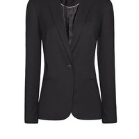 MANGO - NEW! - Pinstripes blazer