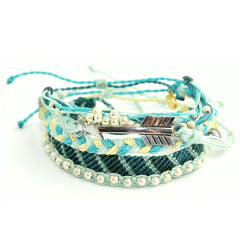 Pura Vida Bubble Bath Bracelet Pack