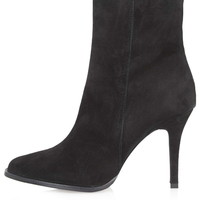 HEIDI Suede Ankle Boots - Topshop