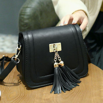 Summer Tassels Bags Shoulder Bags [6582897607]