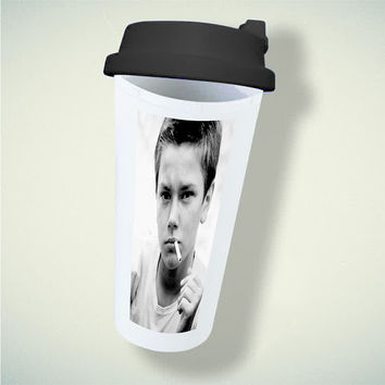 River Phoenix For Double Wall Plastic Mug ***