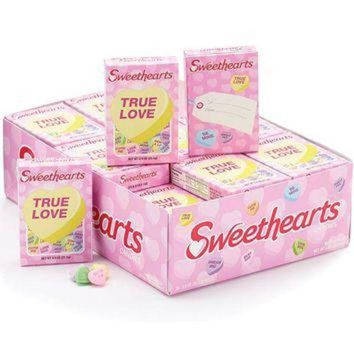 DCCKHD9 Sweetheart Conversation Hearts Candy For Valentine's Day
