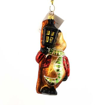 Christopher Radko Mr. Mole Glass Ornament