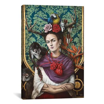 Sophie Wilkins HOMMAGE A FRIDA (A TRIBUTE TO FRIDA)