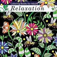 Adult Coloring Books: Relaxing Nature