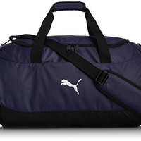 PUMA training J duffel bag M 073294 02 (pea coat/Black/Puma Silver)