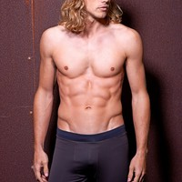 Sauvage Midlength Banded Contour Short