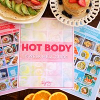 oGorgeous Gym Boutique - 8 Week Hot Body Meal Guide eBook