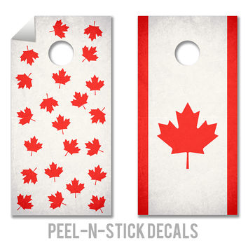 O Canada, Eh? Decals