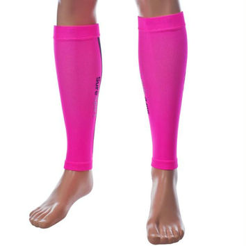 Remedy  Calf Sport Compression Running Sleeve Socks - Large
