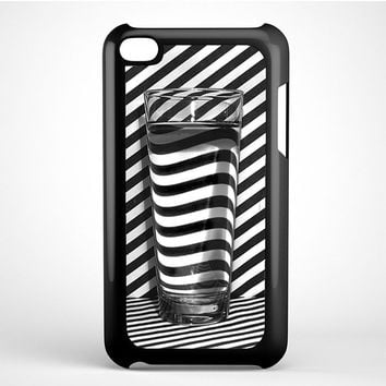 Zebra Water Ipod Touch 4 Case