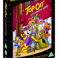 Top Cat: The Complete Series [DVD]