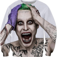 Suicide Squad Joker Pullover