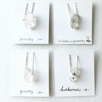 Pick a Quartz - trunk show