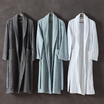 Cloud Loom Unisex Organic Robes
