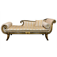 French Empire Style Recamier