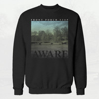 Front Porch Step - Aware Crewneck