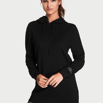 Fleece Cutout-back Hoodie - Victoria's Secret