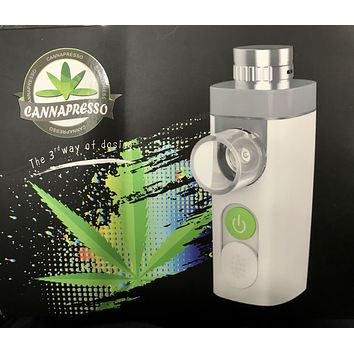 Cannapresso Air Pro Plus Mesh Nebulizer Kit