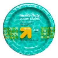 "Disposable Plates - 8.5"" - 110 Count - up & up™"