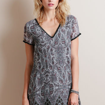 Second Wind Printed Dress