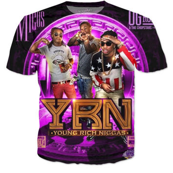Migos YRN Chopped And Screwed
