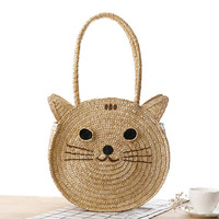 Lovely Cats Beach Bags [6580682695]