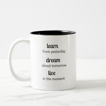 motivational phrases coffee mug