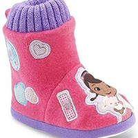 Disney Girl's Doc Mcstuffins Slipper Booties