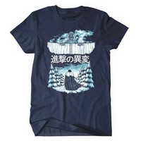 Attack of the Others - Women's T-Shirt