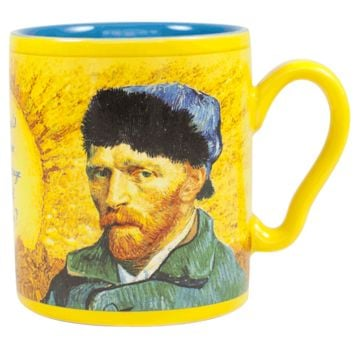 PHILOSPHERS GUILD VAN GOGH DISAPPEAR MUG