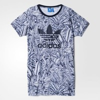 adidas Tee Dress - Multicolor | adidas US