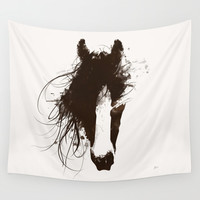 Colt Wall Tapestry by Allison Reich