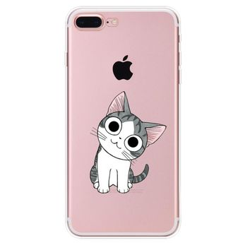 i m no fool cat case for iphone 7 7plus iphone se 5s 6 6 plus high quality cover gift box 90  number 1