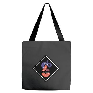 OLD KING SNAKES Tote Bags