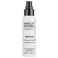Sephora: MAKE UP FOR EVER : Mist & Fix : primer-face-makeup