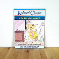Keyboard Classics: The Magazine You Can Play, July / August {1983} Vintage Magazine