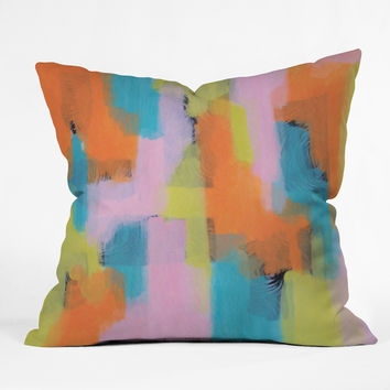 Natalie Baca Addison Throw Pillow