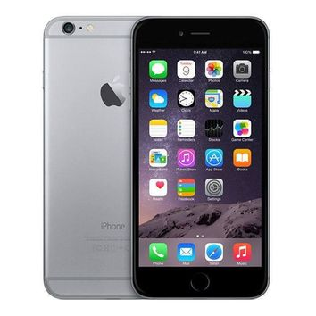 Refurbished iPhone 6 Space Gray Verizon 64GB (MG632LL/A) (A1549)