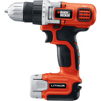 Black & Decker 12-volt Lithium Drill And Driver