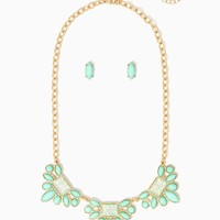 Lots of Loveliness Necklace Set | Fashion Jewelry | charming charlie