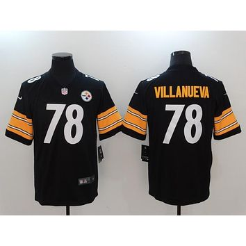 Danny Online Nike NFL Men's Vapor Untouchable Football Jersey Pittsburgh Steelers #78 Alejandro Villanueva