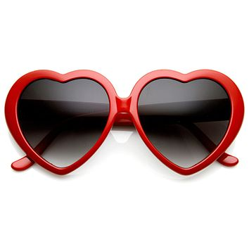 Cute Girls Children's Sweetheart Shape Sunglasses 8182