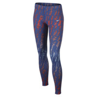 Nike Leg-A-See Allover Print Girls' Tights