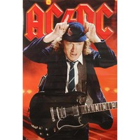 AC/DC Domestic Poster
