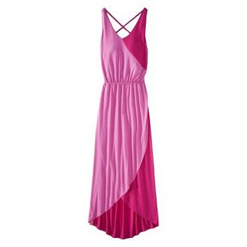 Target : Mossimo® Womens Crossover Maxi Dress - Assorted Colors : Image Zoom