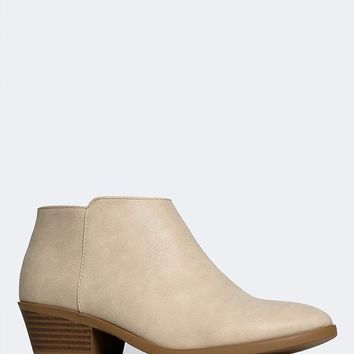 Lexy Western Ankle Boot