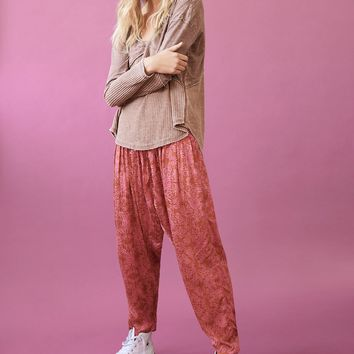 Free People Casablanca Harem Pant