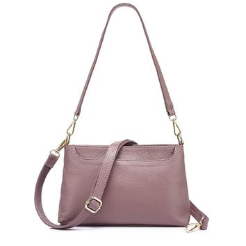 Genuine Leather Small Shoulder Bag